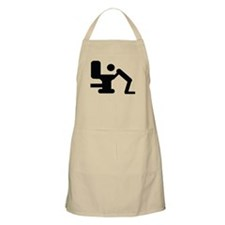 hang over icon BBQ Apron