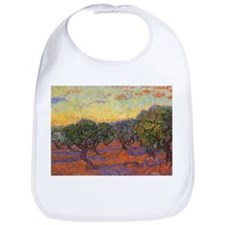 Van Gogh Olive Grove Orange Sky Bib