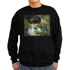 The Luncheon by Claude Monet Sweatshirt