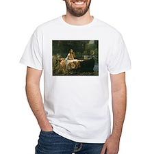 Lady of Shalott by JW Waterhouse Shirt