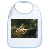 Waterhouse Lady of Shalott Bib