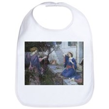 Annunciation by JW Waterhouse Bib