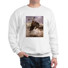Breezy Riding by Koerner Sweatshirt