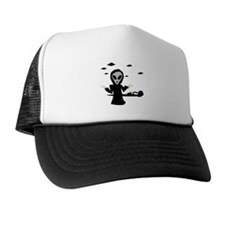 alien area 51 accident Trucker Hat