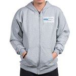 GRANDPA-TO-BE LOADING... Zip Hoodie