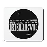 Napolean Hill Quote Mousepad