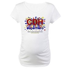 CDH Superhero Stars Logo for Boys Shirt
