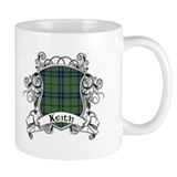 Keith Tartan Shield Coffee Mug