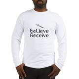 Believe Receive Long Sleeve T-Shirt
