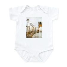 Van Gogh Montmartre Infant Bodysuit
