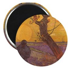 "Van Gogh The Sower 2.25"" Magnet (10 pack)"