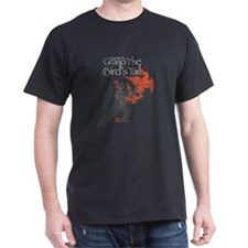 NEW! Grasp The Bird's Tail - Tai Chi Dark Mn's Tee