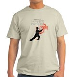 NEW! Grasp The Bird's Tail - Tai Chi Lite Men'sTee
