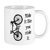 Ride It Small Mugs