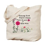 Power of Social Work Tote Bag