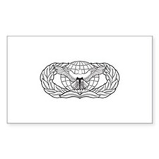 Security Forces Rectangle Decal