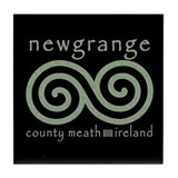 Newgrange Tile Coaster