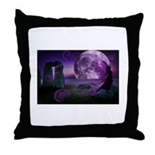 Cute Stonehenge Throw Pillow