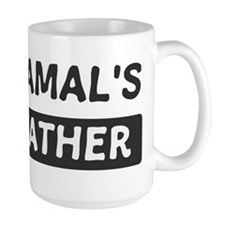 Jamals Father Mug