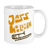 Jazz Hooligan Small Mug