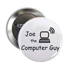 "Cool Joe plumber 2.25"" Button (10 pack)"