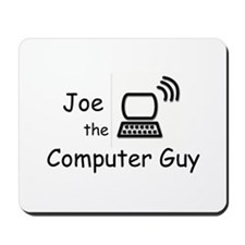 Joe plumber Mousepad