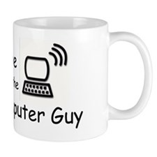 Funny Joe the plumber Mug