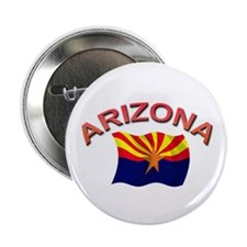 "Arizona State Flag 2.25"" Button (10 pack)"