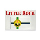 Little Rock Rectangle Magnet (10 pack)
