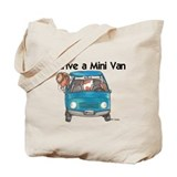 Drive Mini Van Tote Bag