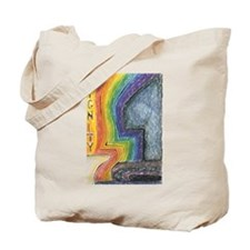 Unique Rainbow pride Tote Bag