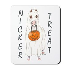 Nicker Treat Mousepad