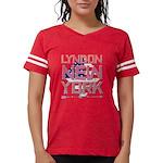 Officers of Avalon Women's V-Neck Dark T-Shirt