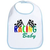 Racing Baby Bib