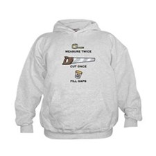 Fill Gaps Hoody