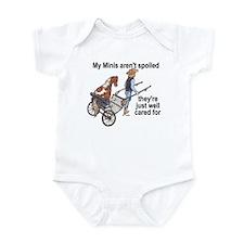 Minis Aren't Spoiled Infant Bodysuit