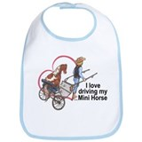 Love Driving PMH Bib