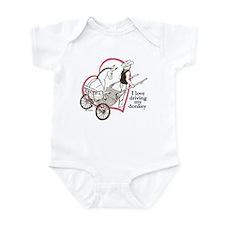 Driving My Donkey Infant Bodysuit