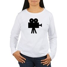 hollywood movie camera T-Shirt