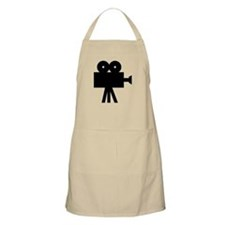 hollywood movie camera BBQ Apron
