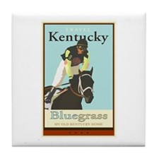 Travel Kentucky Tile Coaster