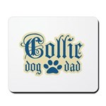 Collie Dad Mousepad