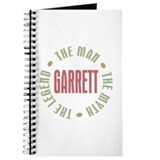Garrett the Man Myth Legend Journal