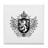 Funny Griffin Tile Coaster