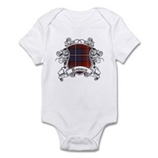 Harris Tartan Shield Infant Bodysuit