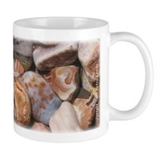 Lake Superior Agate Mug