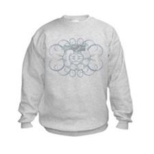 Tribal Dragon Design Sweatshirt