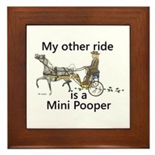 Other Ride Framed Tile