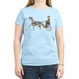 Mini with cart T-Shirt