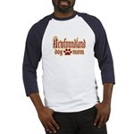 Newfoundland Mom Baseball Jersey